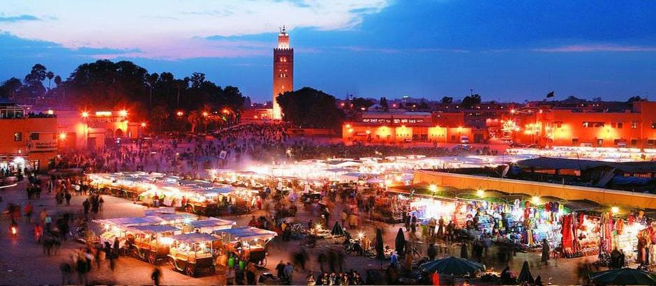 Marrakech sightseeing