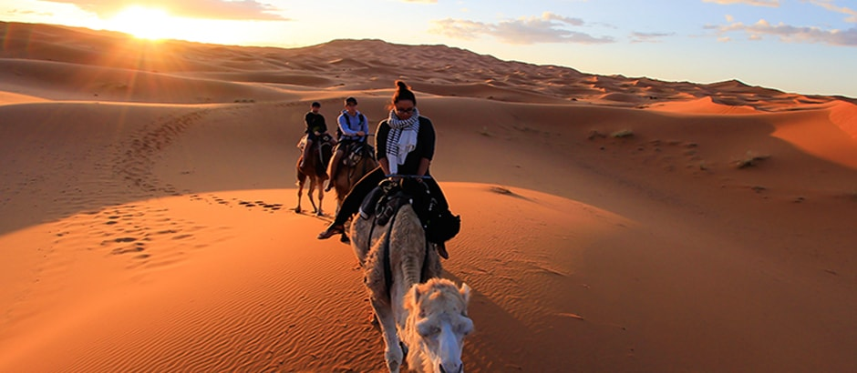 3 Day Sahara Desert Tour from Marrakech to Fes