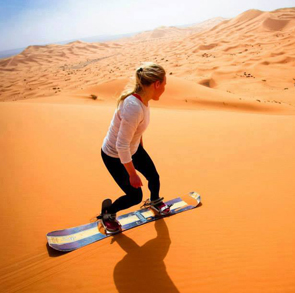 Luxury desert tours